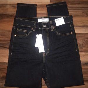 NWT Topshop Women's Jaime Jeans sz 30X30